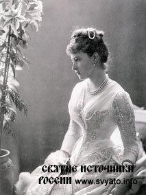 Святая преподобномученица Великая Княгиня Елисавета и инокиня Варвара
