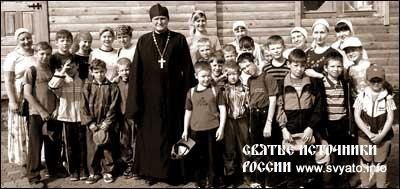 Поездка на Святой источник Иоанна митрополита Тобольского