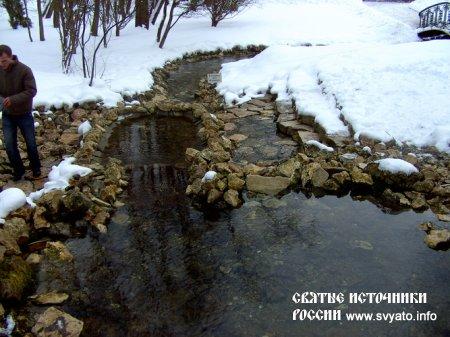 Впечатления от поездок к святому источнику Давида Серпуховского в Талеж