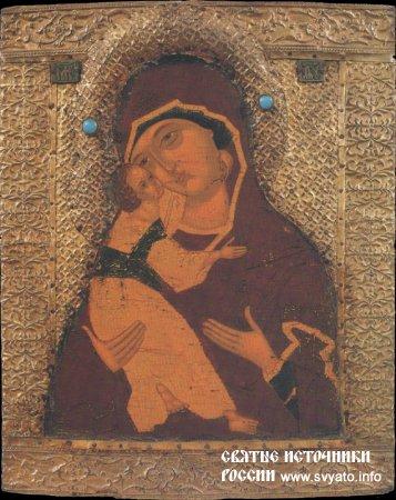 Сказание XII в. о чудесах от Владимирской иконы