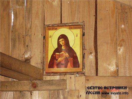 Родники, святые источники Иоанна Крестителя, Калужской иконы Богородицы, Николая Чудотворца деревня Полом