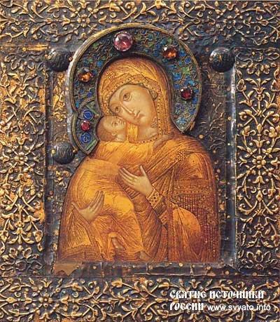 Упоминание в летописях Пискаревских о Владимирской иконе Божией Матери