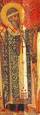Святитель Киприан, митрополит Киевский и всея Руси, Московский чудотворец