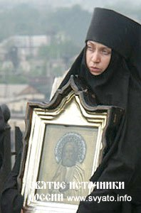 Сретенский женский монастырь село Батурино