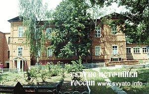 Борисовский Богородицко-Тихвинский женский монастырь поселок Борисовка