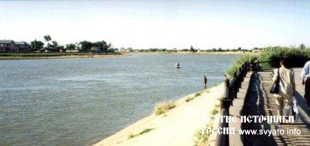 Водные ресурсы Оренбургской области