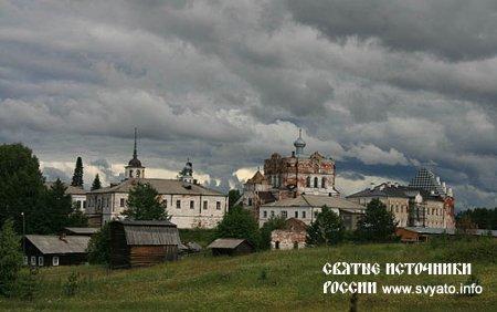 Артемиев Веркольский мужской монастырь