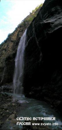 Водопады Кабардино-Балкарии