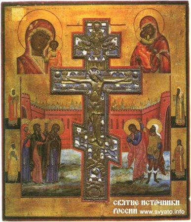 Об иконе Владимирской-Оранской
