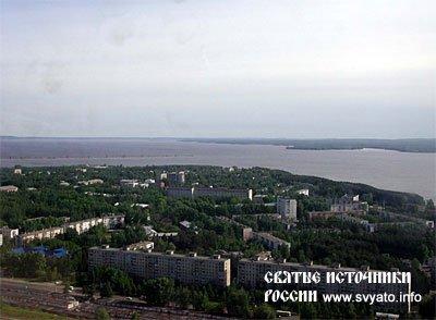 Водные ресурсы Чайковского района