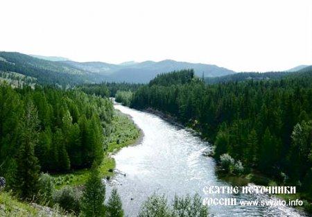 Реки и озёры района