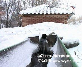 Родник, святой источник Архистратига Михаила село Федоровка