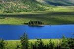 Путешествие к озеру Ильчир
