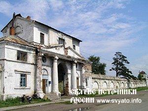 Свято-Троицкий Селенгинский мужской монастырь