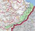 Реки Магарамкентского района