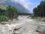 Река Чегем