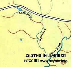 Абрамцевский ручей