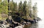 Озеро Топозеро
