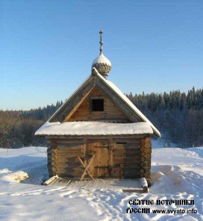 Церковь преподобного Алексия человека Божиего и часовня