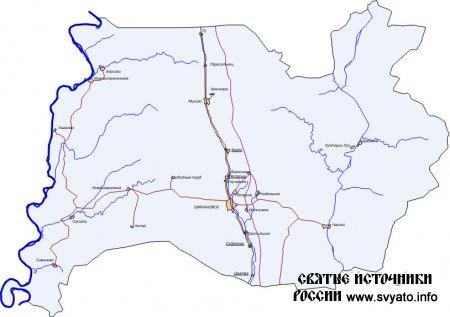 Реки Шимановского района