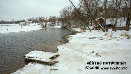 Родник «Ивушка» поселок Мамонтовка город Пушкино