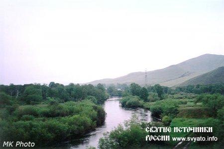 Река Оронгой