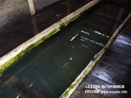 Родник Семь братьев, святой источник у села Яблоново