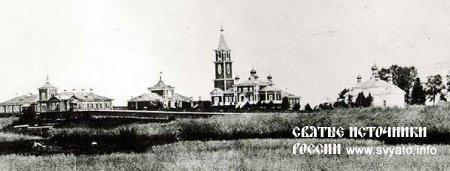Важеозёрский Спасо-Преображенский мужской монастырь поселок Интерпоселок
