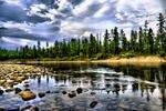 Река Чульман
