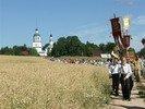 Ежегодный Крестный ход на Святой источник близ Колоцкого монастыря