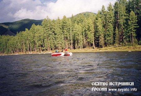 Река Балыктыг-Хема