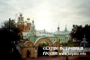 Свято-Варсонофиевский Покрово-Селищенский женский монастырь