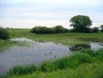 Озеро Безымянное село Три Озера