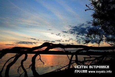 Исток реки Шешма у деревни Иваново-Подбельское
