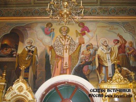 Житие святителя Николая, архиепископа Мирликийских Чудотворца
