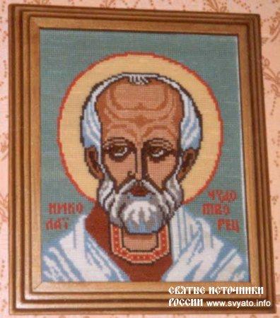 Канон Святителю Николаю, Архиепископу Мирликийскому Чудотворцу