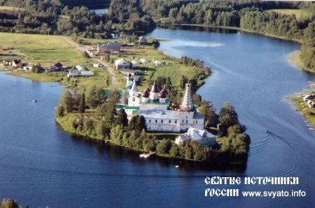 Свято-Троицкий Антониево-Сийский монастырь деревня Кязьмеш