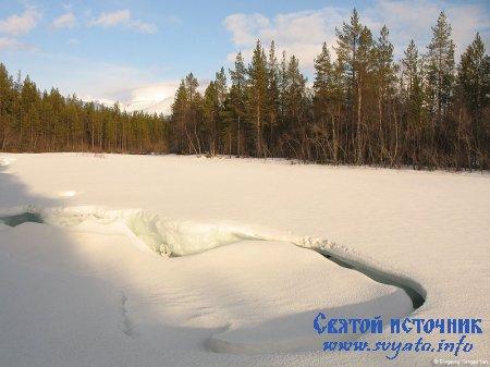 Река Большая Гольцовка