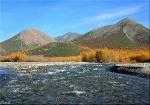 Река Сеймчан