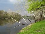 Озеро «Бобровое» у села Покровка