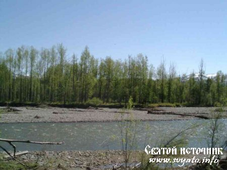 Исток реки Хасын