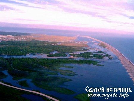Исток реки Ола