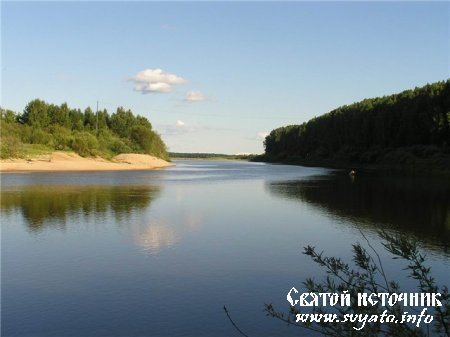 Волга Ярославль и ниже по течению