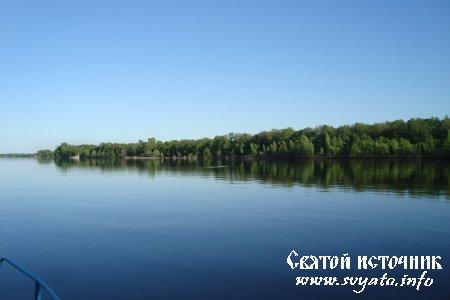Водные ресурсы Воскресенского района