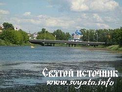 Река Лазурь город Тверь