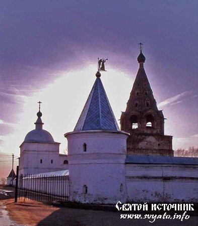 Можайский Лужецкий Рождества Пресвятой Богородицы Ферапонтов мужской монастырь город Можайск