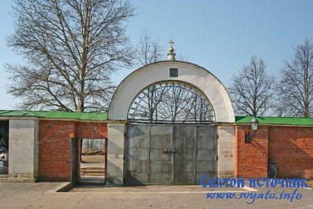 Спасо-Бородинский монастырь поселок Ворошилово