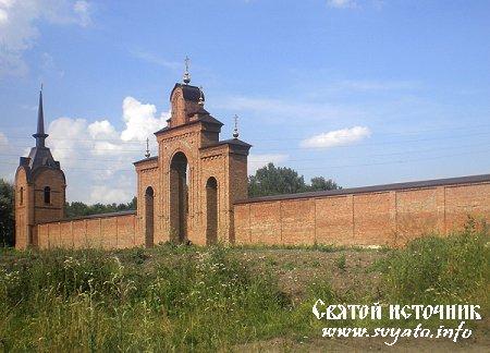Петропавловская пустынь - Раненбургский Петропавловский епархиальный мужской монастырь поселок Рощинский