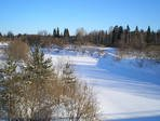Река Коса