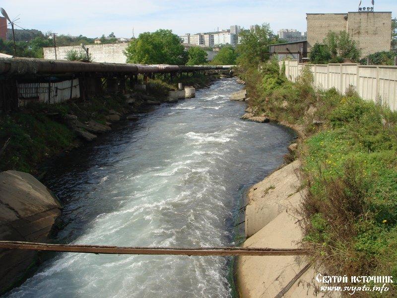 Река объяснения река на юге